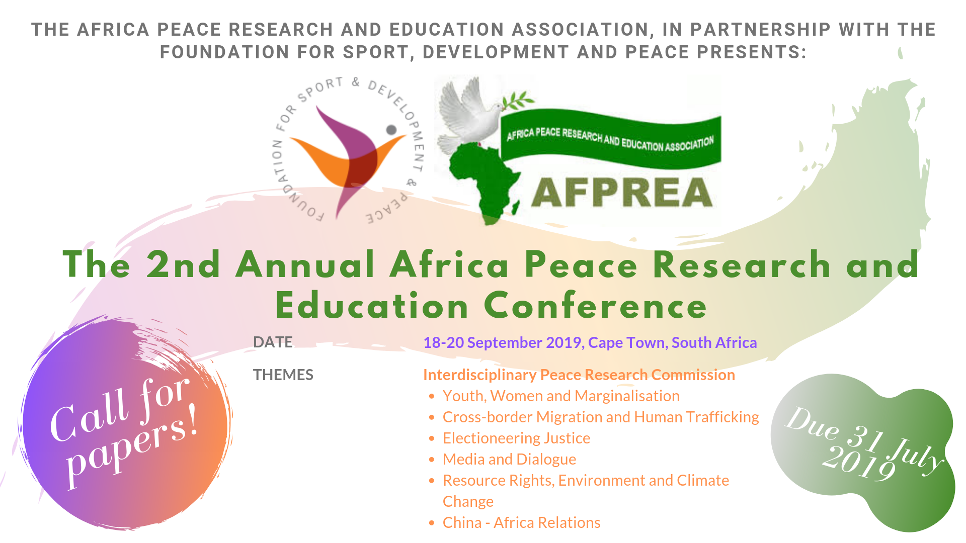2nd Africa Peace and Education Research Conference-2
