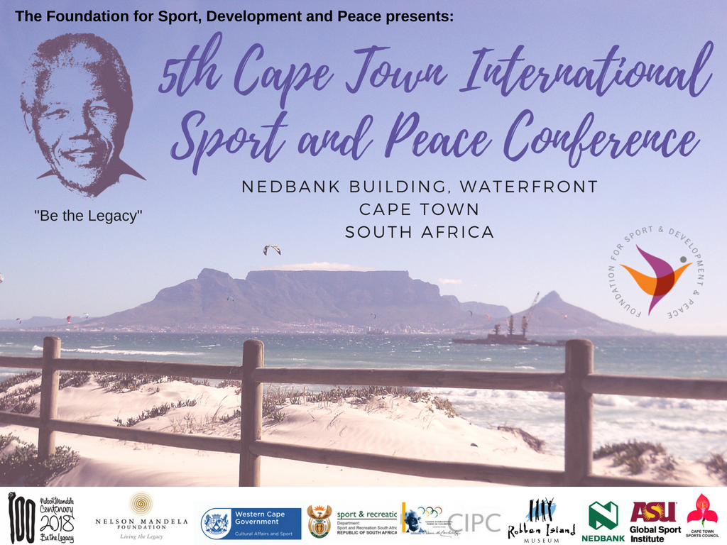5th Cape Town International Sport and Peace Conference (1)