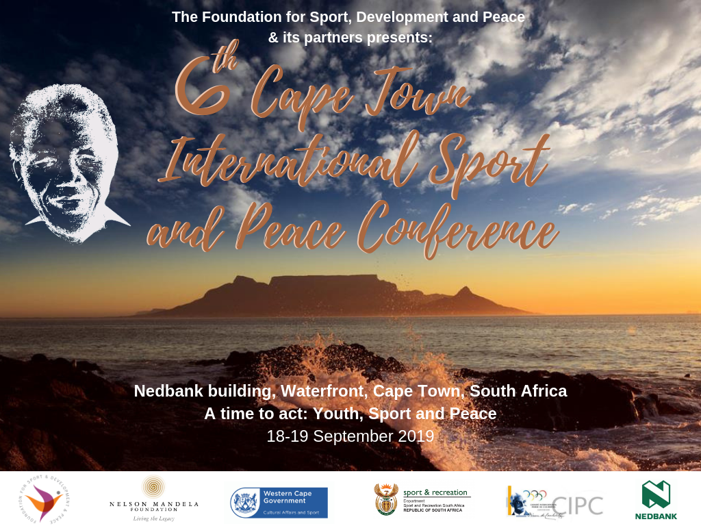 6th Cape Town International Sport and Peace Conference